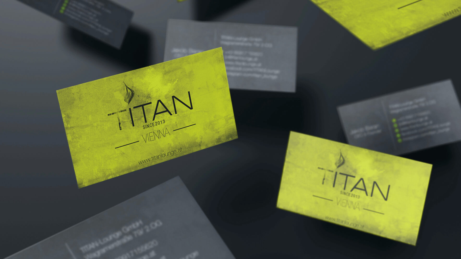 THE TITAN LOUNGE