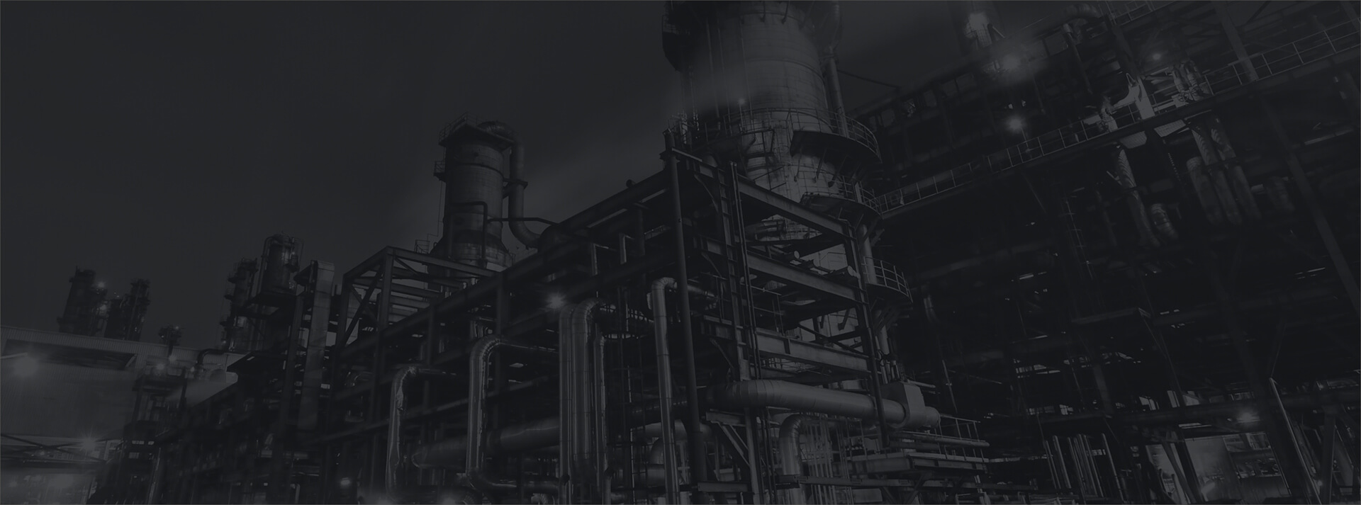 chemical industry web design