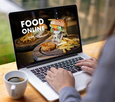 Food Ordering app development company